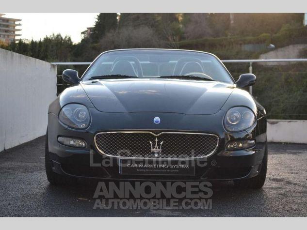 Maserati Gransport 4.2 V8 400 BVA Noir Leasing - 22