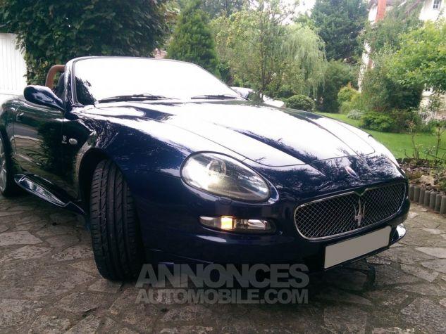 Maserati Gransport Spyder Bleu Netuno Occasion - 0