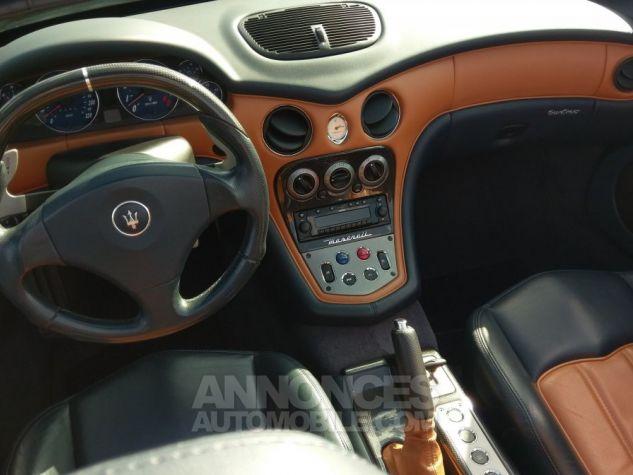 Maserati Gransport Spyder Bleu Netuno Occasion - 6