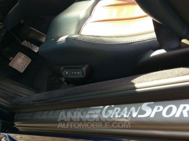 Maserati Gransport Spyder Bleu Netuno Occasion - 9