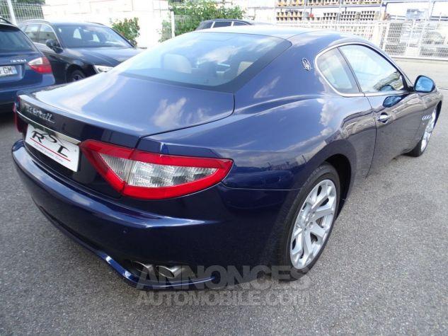 Maserati GranTurismo 4.2LBVA ZF 405PS / GPS BIXENON SKYHOOK bleu met Occasion - 5