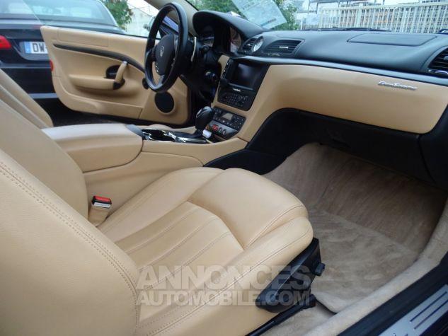 Maserati GranTurismo 4.2LBVA ZF 405PS / GPS BIXENON SKYHOOK bleu met Occasion - 13