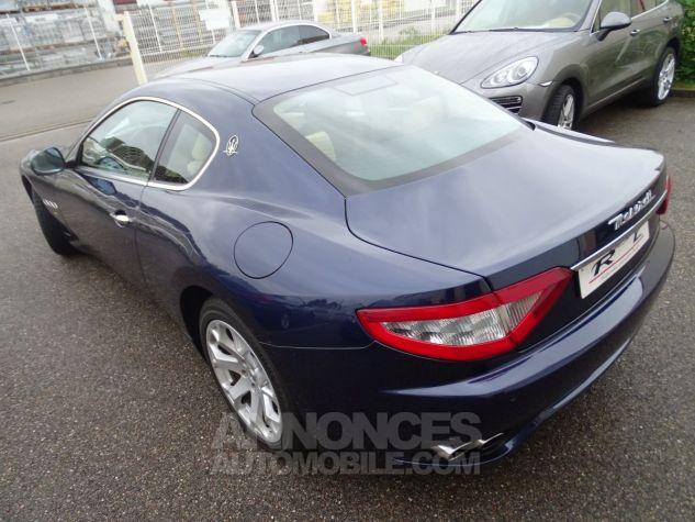 Maserati GranTurismo 4.2LBVA ZF 405PS / GPS BIXENON SKYHOOK bleu met Occasion - 15