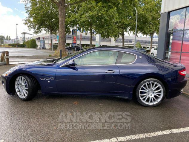 Maserati GranTurismo 4.7 S Bleu Occasion - 1