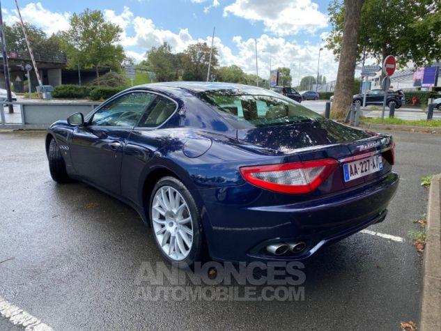 Maserati GranTurismo 4.7 S Bleu Occasion - 2