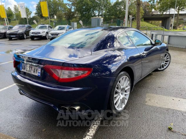 Maserati GranTurismo 4.7 S Bleu Occasion - 4