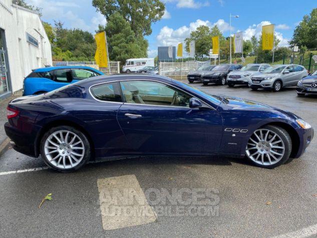 Maserati GranTurismo 4.7 S Bleu Occasion - 5