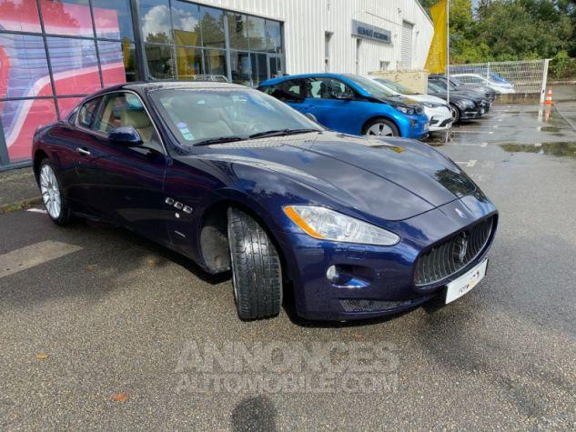 Maserati GranTurismo 4.7 S Bleu Occasion - 6