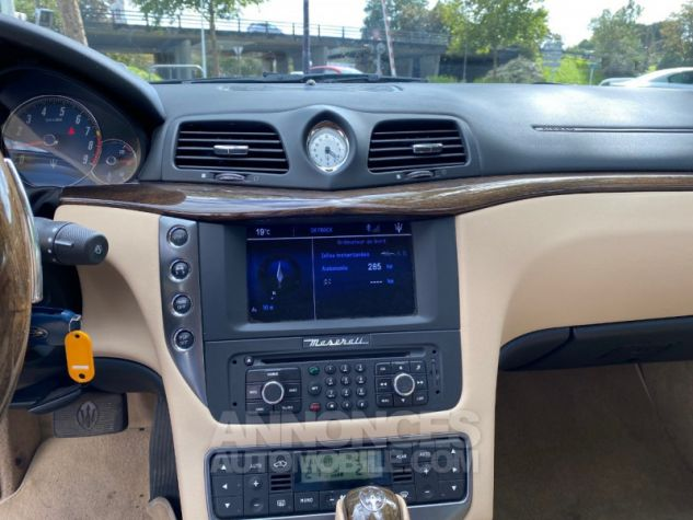 Maserati GranTurismo 4.7 S Bleu Occasion - 11