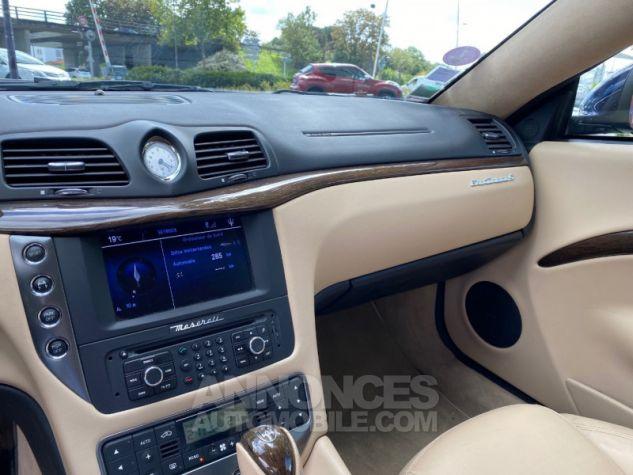 Maserati GranTurismo 4.7 S Bleu Occasion - 10