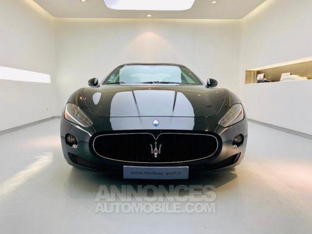 Maserati GranTurismo 4.7 S BVR Noir Métal Occasion - 5