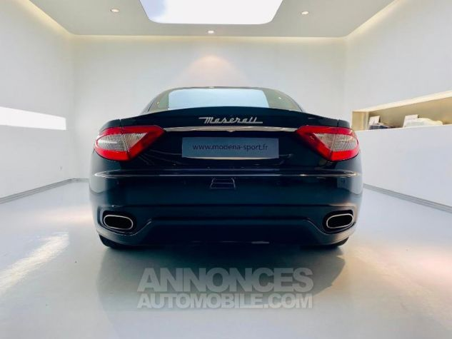 Maserati GranTurismo 4.7 S BVR Noir Métal Occasion - 6