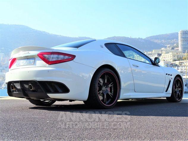Maserati GranTurismo MC STRADALE V8 4.7 F1 BVR 450 CV - MONACO Blanc Eldorado Leasing - 14