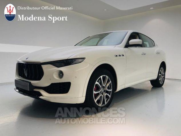 Maserati Levante 3.0 V6 275ch Diesel Blanc Bianco Occasion - 0