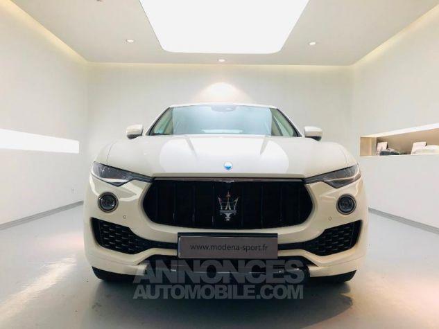 Maserati Levante 3.0 V6 275ch Diesel Blanc Bianco Occasion - 4