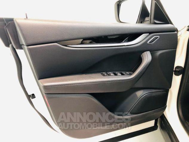 Maserati Levante 3.0 V6 275ch Diesel Blanc Bianco Occasion - 6