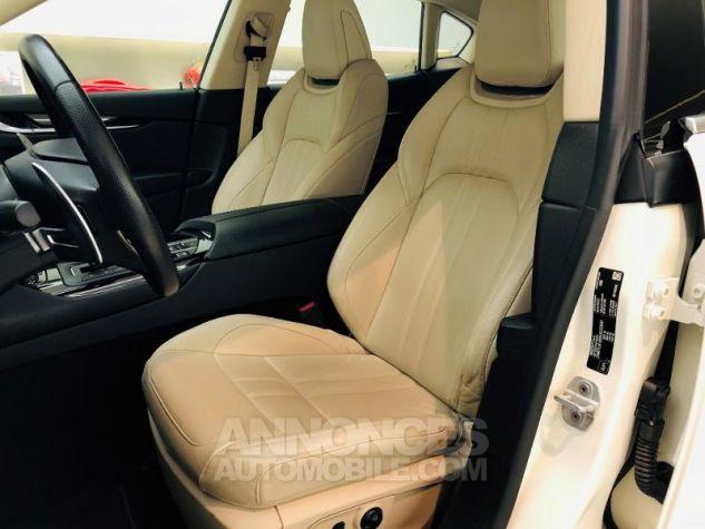Maserati Levante 3.0 V6 275ch Diesel Blanc Bianco Occasion - 7
