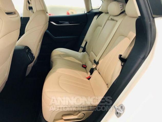 Maserati Levante 3.0 V6 275ch Diesel Blanc Bianco Occasion - 13
