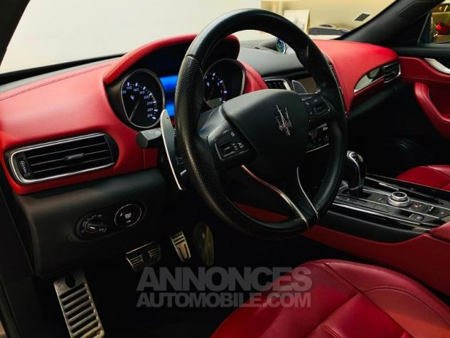 Maserati Levante 3.0 V6 430ch S Q4 Noir Nero Ribelle Occasion - 1
