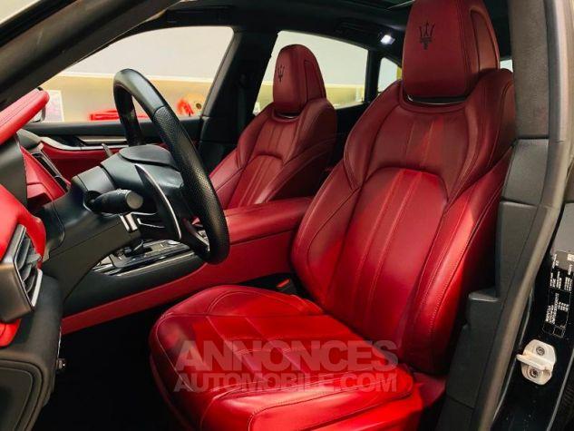 Maserati Levante 3.0 V6 430ch S Q4 Noir Nero Ribelle Occasion - 7