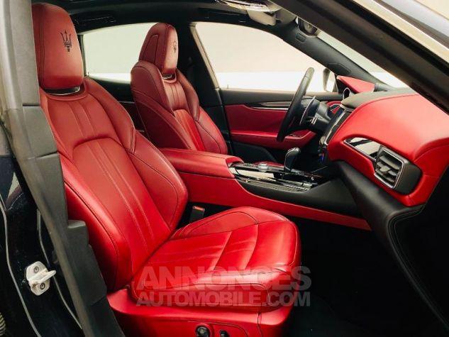 Maserati Levante 3.0 V6 430ch S Q4 Noir Nero Ribelle Occasion - 13
