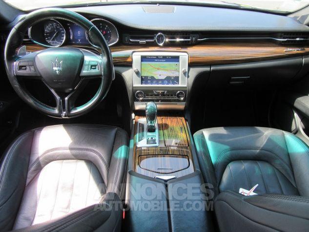 Maserati Quattroporte 3.0 V6 410CH S Q4 Bleu Nuit Occasion - 7