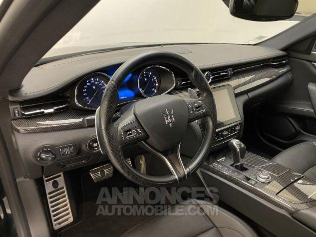 Maserati Quattroporte 3.0 V6 410ch Start/Stop S Q4 GranSport Noir Nero Ribelle Occasion - 1