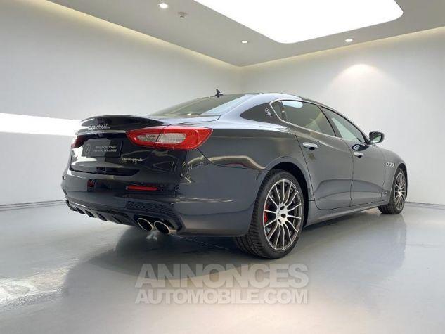 Maserati Quattroporte 3.0 V6 410ch Start/Stop S Q4 GranSport Noir Nero Ribelle Occasion - 2