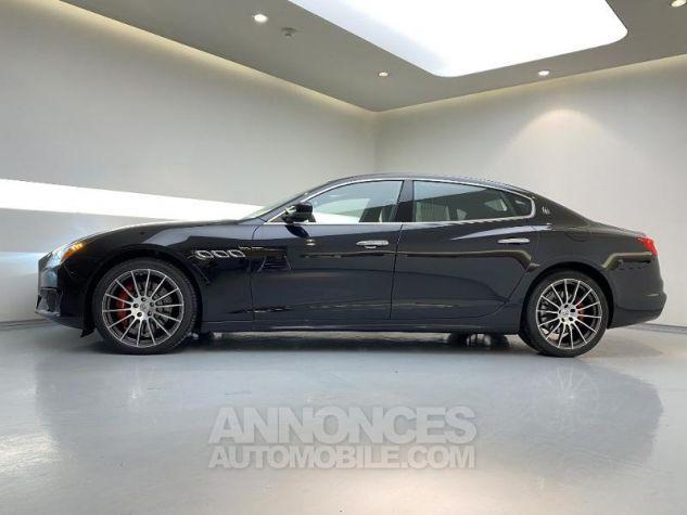 Maserati Quattroporte 3.0 V6 410ch Start/Stop S Q4 GranSport Noir Nero Ribelle Occasion - 3