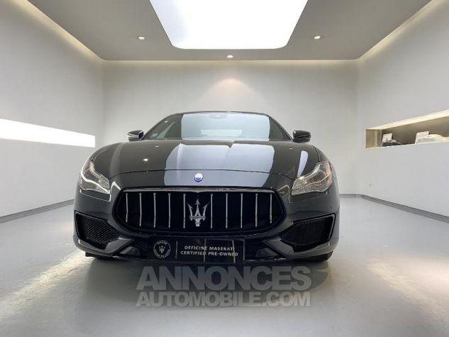 Maserati Quattroporte 3.0 V6 410ch Start/Stop S Q4 GranSport Noir Nero Ribelle Occasion - 5