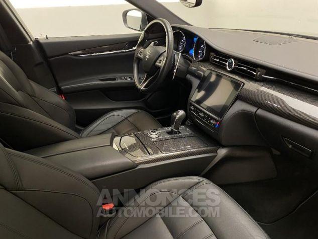Maserati Quattroporte 3.0 V6 410ch Start/Stop S Q4 GranSport Noir Nero Ribelle Occasion - 14