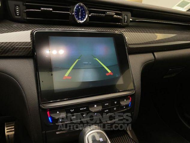 Maserati Quattroporte 3.0 V6 410ch Start/Stop S Q4 GranSport Noir Nero Ribelle Occasion - 16