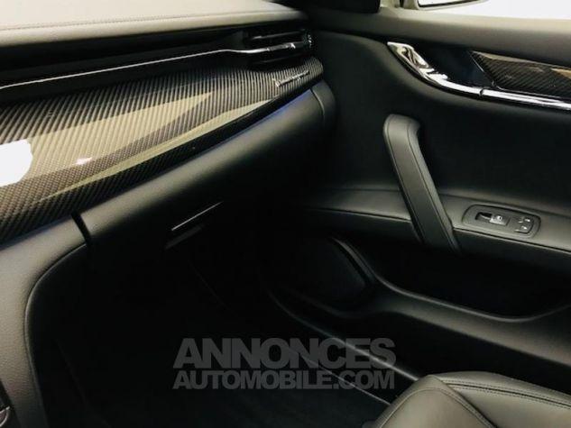 Maserati Quattroporte 3.0 V6 410ch Start/Stop S Q4 GranSport Noir Nero Ribelle Occasion - 17