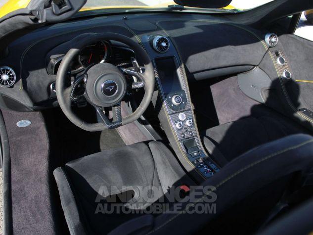 McLaren 650S Spider 3.8 V8 650ch Jaune Leasing - 6