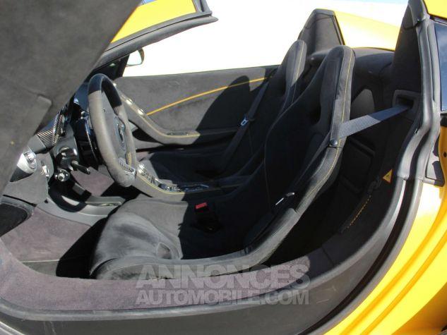 McLaren 650S Spider 3.8 V8 650ch Jaune Leasing - 7