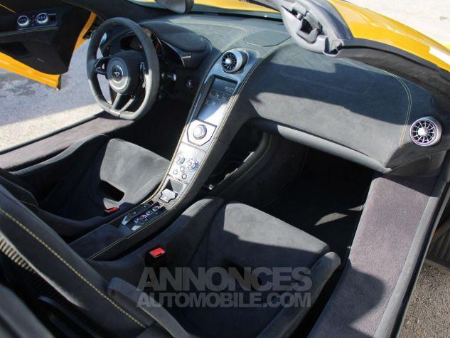 McLaren 650S Spider 3.8 V8 650ch Jaune Leasing - 8