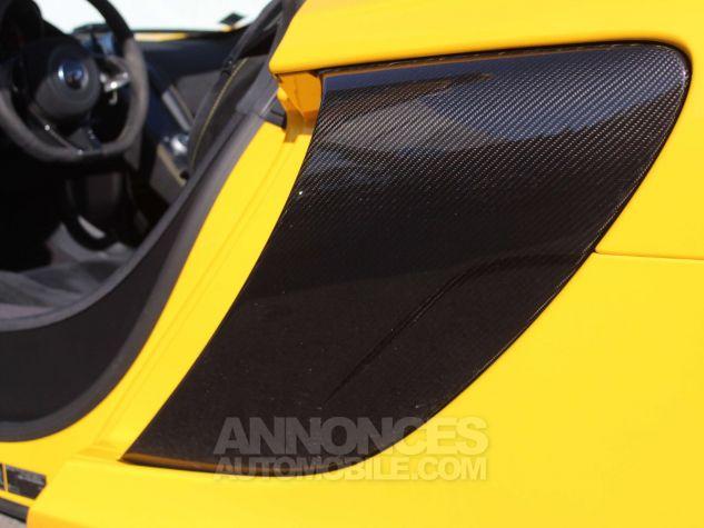 McLaren 650S Spider 3.8 V8 650ch Jaune Leasing - 10