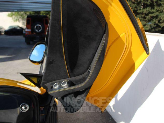 McLaren 650S Spider 3.8 V8 650ch Jaune Leasing - 13