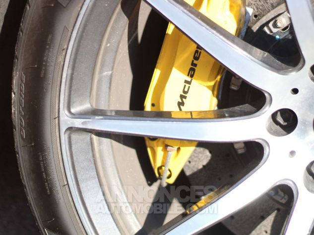 McLaren 650S Spider 3.8 V8 650ch Jaune Leasing - 16