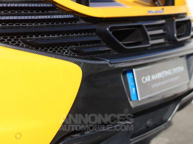 McLaren 650S Spider 3.8 V8 650ch Jaune Leasing - 18
