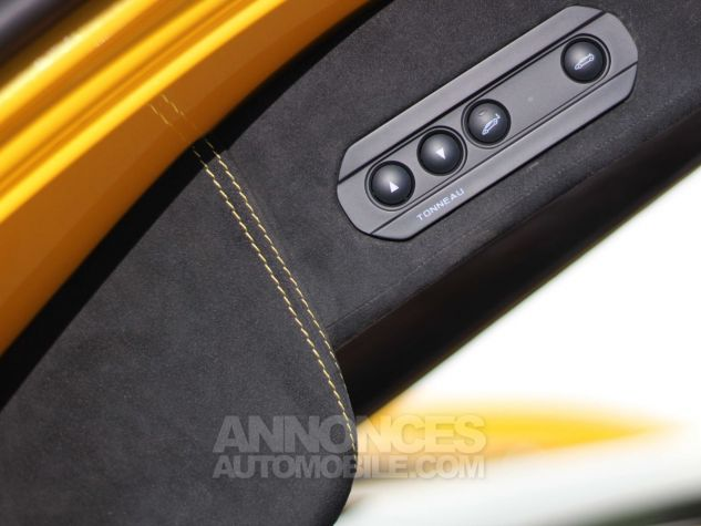 McLaren 650S Spider 3.8 V8 650ch Jaune Leasing - 30