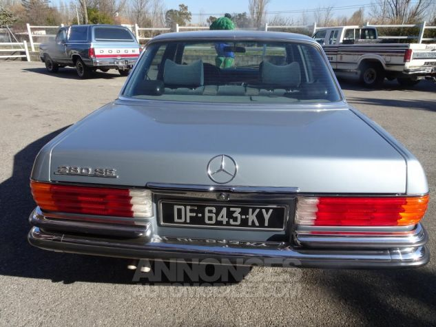 Mercedes 280 1979  Occasion - 4