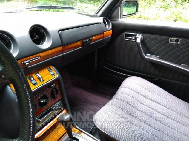 Mercedes 280 CE Coupé gris Occasion - 14