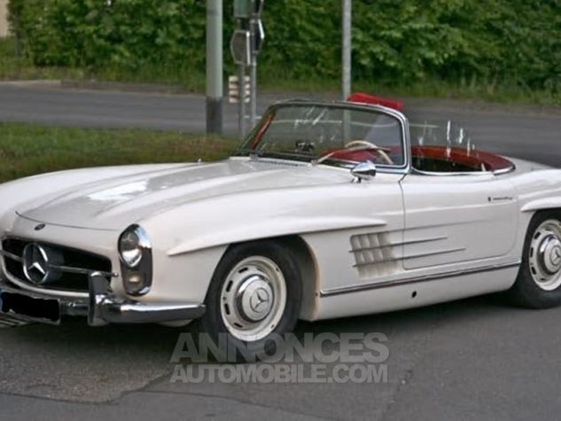 Mercedes 300 ROADSTER BLANC Occasion - 0