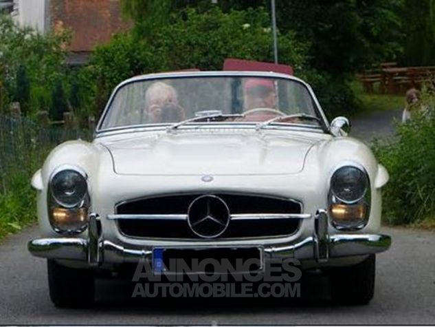 Mercedes 300 ROADSTER BLANC Occasion - 1