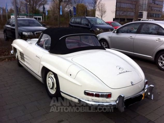Mercedes 300 ROADSTER BLANC Occasion - 4