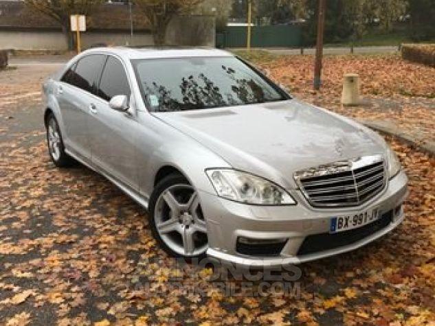 Mercedes 350 ami gris argent Occasion - 0