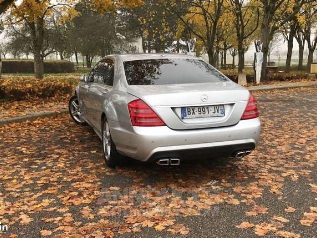 Mercedes 350 ami gris argent Occasion - 1