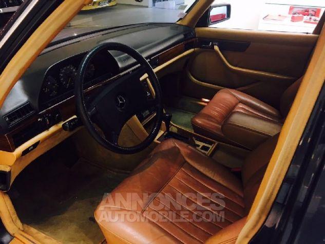 Mercedes 500 SEL Bleu Occasion - 16