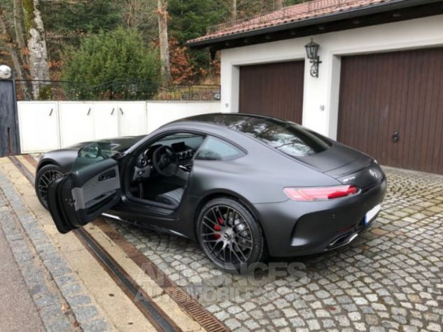 Mercedes AMG GT Coupe 557 ch BA7 C Edition 50 GRIS Occasion - 1